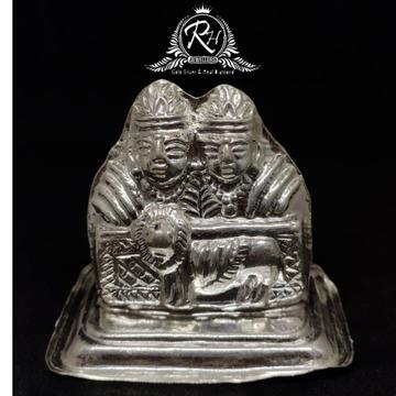 999 silver Chamundama murti RH-MT102