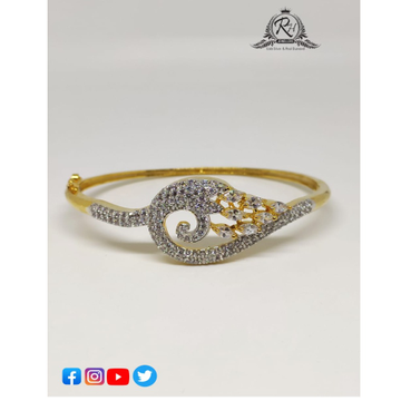 22 carat gold classical ladies bracelet RH-LB636