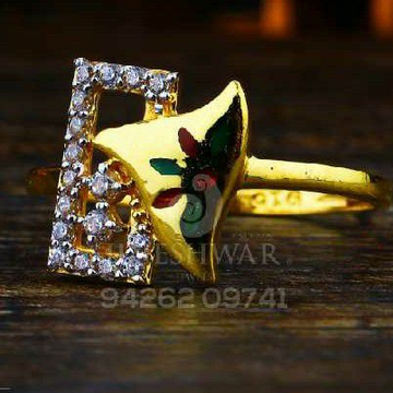 Colorful Ladies Ring