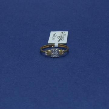22KT Hallmarked Light Weight Ladies ring by Simandhar Jewellers