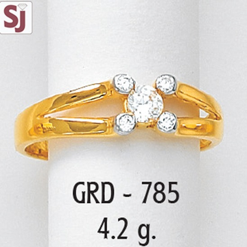 Gents Ring Diamond GRD-785