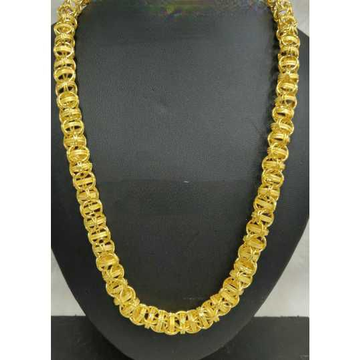 22k Gents Fancy Gold Indo Chain G-5621