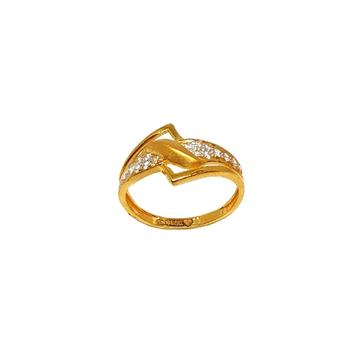 22K Gold Designer Ring MGA - LRG1118