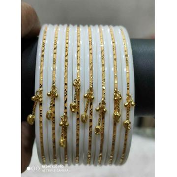 Gold Chip Bangals Nakshi Dijain by