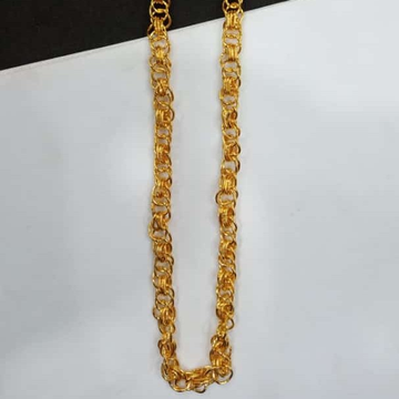 22 kt gold chain by Aaj Gold Palace