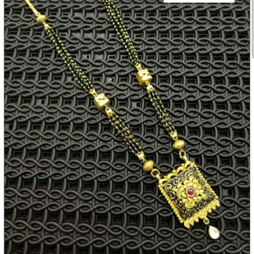 Antique Jadtar Mangalsutra MSG0647