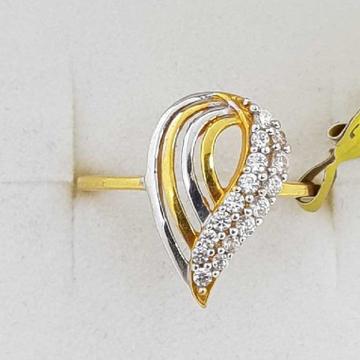 916 Gold ladies ring SJ-LRG/27