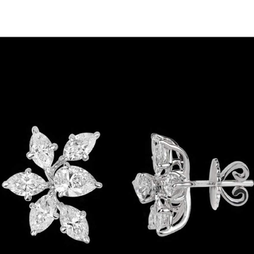 Diamonds Ear StudsJSJ0169