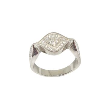 925 Sterling Silver Designer Ring MGA - GRS2193
