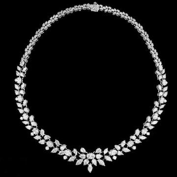 Diamonds NecklaceJSJ0167