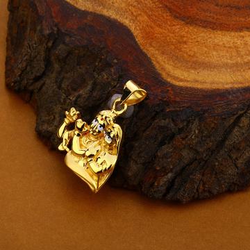750 Gold Hollow Delicate Pendant HLP143