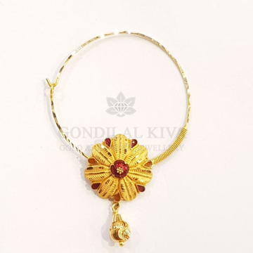 20kt gold nath gnt75 by