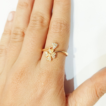 dimond gift ring ❤️ by J.H. Fashion Jewellery