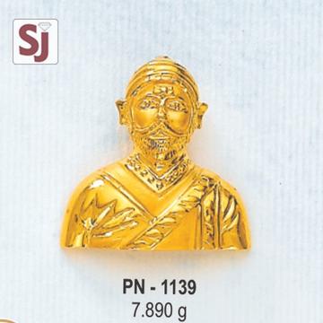 Shivaji Pendant PN-1139