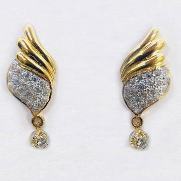 916 22kt gold earrings by