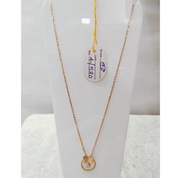 22 carat gold ladies mala RH-LM830
