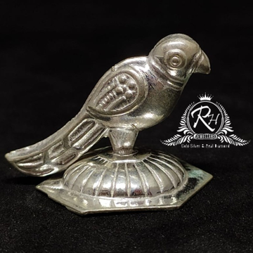 silver bird for occasional function gift rh-mt965