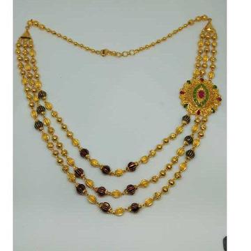 22k Gold Rajputana Necklace