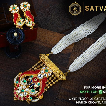 916 gold pendant set SGP-0002