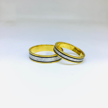 Branded fancy couple bands by