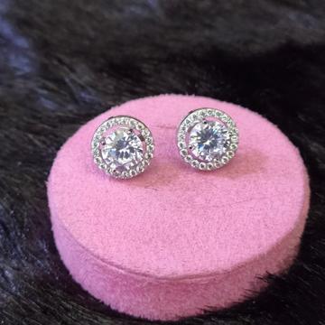 92.5 Sterling Silver Ceeran Detachable Earrings For Women