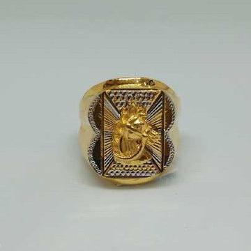 916 Gold Royal Ring