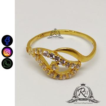 22 carat gold antiq daimond rings RH-LR473