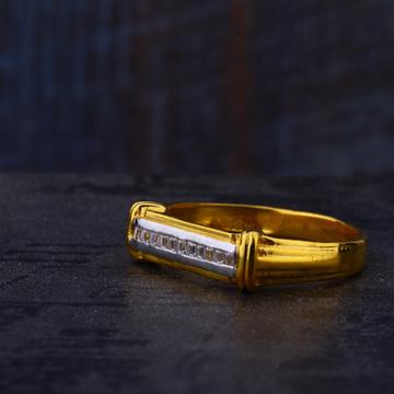 916 Cz Mens Fancy Hallmark Ring MR539