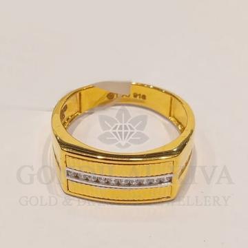 22kt gold ring ggr-h91
