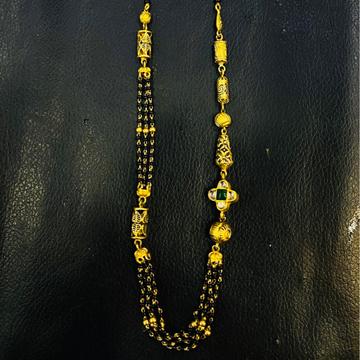 Jadtar Dokya Mangalsutra by Devika Art Jewellery