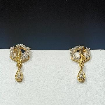 18CT Gold Everstylish Design Hallmark Tops  by