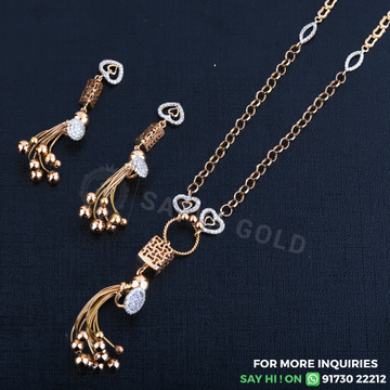 76 ROSE GOLD DOKIYA SGD-0005
