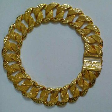 916 Gold 1.75 Broad Singapori Chain
