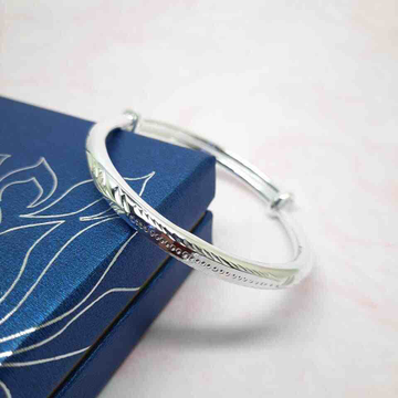 999 sterling silver ladies kada