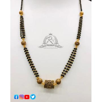 22 carat gold classical ladies mangalsutra RH-MN19...