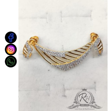 2 carat gold daimond ladies pendants RH-PD877
