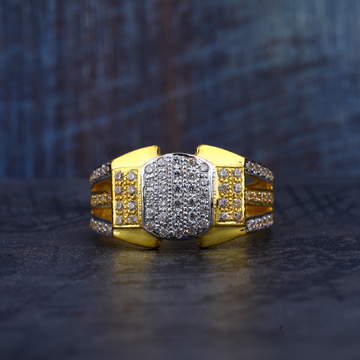 Mens Gold Ring-MR187