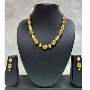 91.6 Exclusive Gold Moti Mala