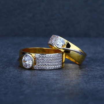 Couple Gold Ring-CR32