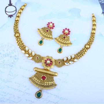 916 Gold Antique Set STG - 0103