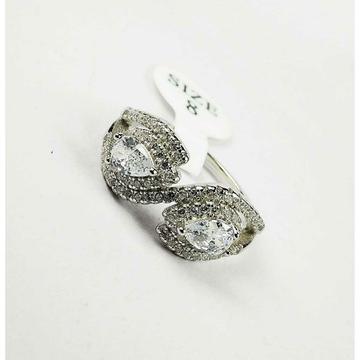 Light Weight Descent Designer 925 Silver Ladies Ring