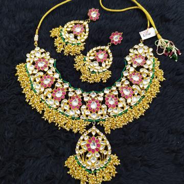 designer necklace set#781