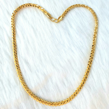 One gram gold forming chain mga - gf006