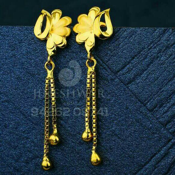 916 Attractive Fancy Gold Butti CTG -0335