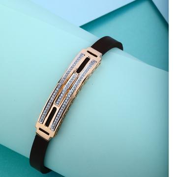 18KT Rose Gold Hallmark Light Weight Bracelet