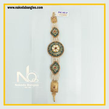 916 Gold Antique Bracelet NB - 561