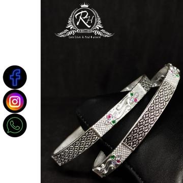 silver fancy ladies kada RH-LK470