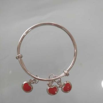 92.5 sterling silver designer baby bracelet NJ-B018