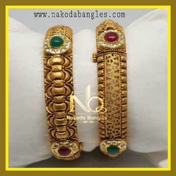 916 Gold Antique Patla NB-228