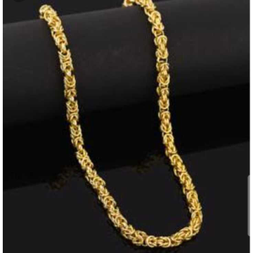 22 CT Fancy Chain 79